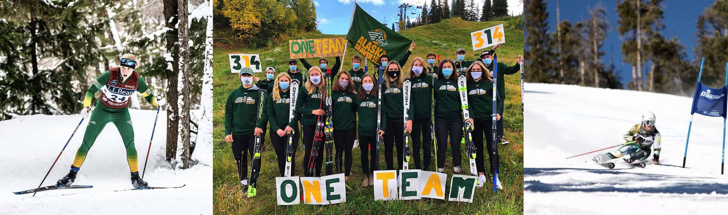 UAA Skiing - One Team, One Goal, 314